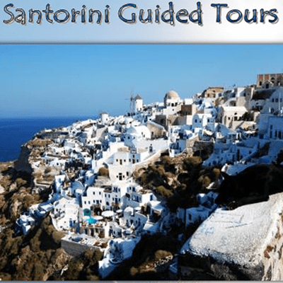 Santorini Guided Tours